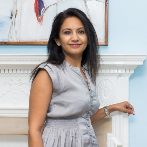 Dr Shriti Pattani