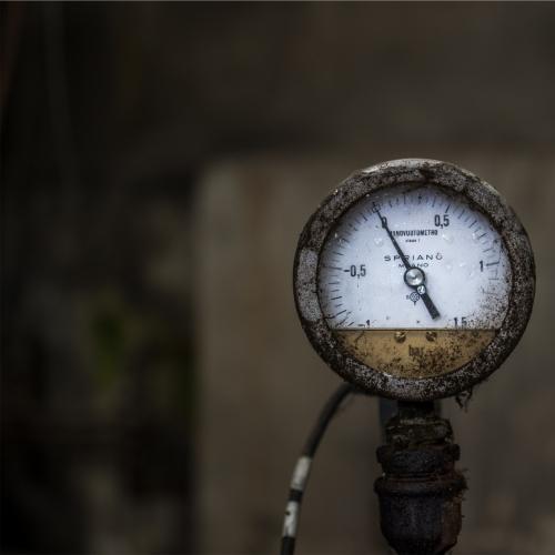 BP - pressure gauge