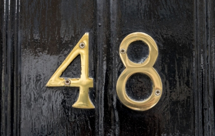 Find out more 48 Wimpole - front door