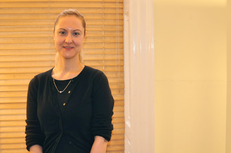 Emina Hadzihasanovic-Getch